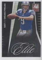 Matthew Stafford Elite Series /499