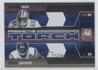 Andre Johnson, Michael Irvin /199