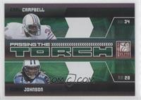 Chris Johnson, Earl Campbell /499