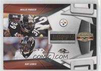 Willie Parker, Ray Lemek /100