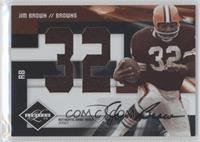 Jim Brown #19/25