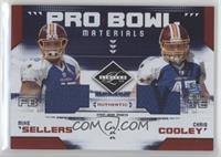 Mike Sellers, Chris Cooley /100