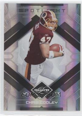2009 Donruss Limited Silver Spotlight #98 - Chris Cooley /10