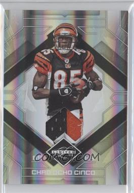 2009 Donruss Limited Threads Prime #23 - Chad Ochocinco /50