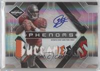 Phenoms Jersey Prime Autographs - Josh Freeman /149