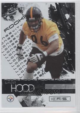 2009 Donruss Rookies & Stars Longevity Parallel #149 - Evander Hood /249