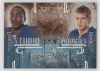 Hakeem Nicks, Rhett Bomar /500