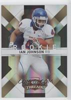 Ian Johnson /50