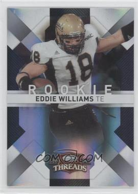 2009 Donruss Threads - [Base] - Century Proof Silver #136 - Eddie Williams /250