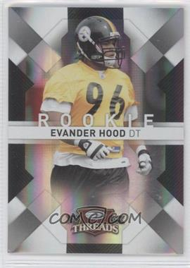 2009 Donruss Threads - [Base] - Century Proof Silver #138 - Evander Hood /250