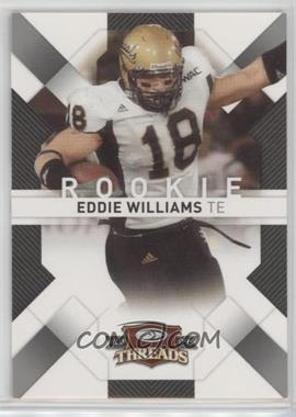 2009 Donruss Threads - [Base] - Retail Rookies #136 - Eddie Williams /999