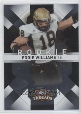 2009 Donruss Threads - [Base] #136 - Eddie Williams /999