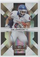 Ian Johnson /50