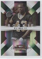 P.J. Hill /100