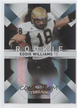 2009 Donruss Threads Century Proof Platinum #136 - Eddie Williams /25