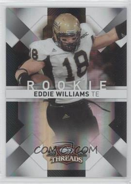 2009 Donruss Threads Century Proof Silver #136 - Eddie Williams /250