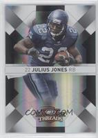 Julius Jones /250