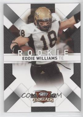 2009 Donruss Threads Retail Rookies #136 - Eddie Williams /999