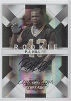 P.J. Hill /25