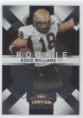 2009 Donruss Threads #136 - Eddie Williams /999