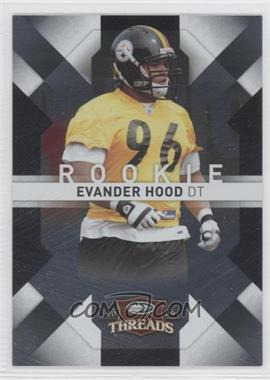 2009 Donruss Threads #138 - Evander Hood /999