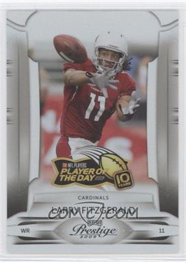 2009 NFL Player of the Day - [Base] #POD-1 - Larry Fitzgerald
