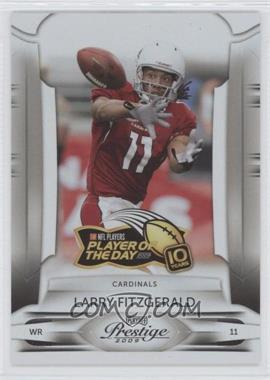 2009 NFL Player of the Day #POD-1 - Larry Fitzgerald