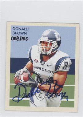 2009 Philadelphia [???] #NC92 - Donald Brown