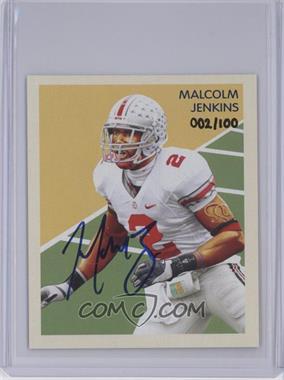 2009 Philadelphia 1935 National Chicle Autographs [Autographed] #NC95 - Malcom Jenkins