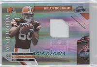 Brian Robiskie /50