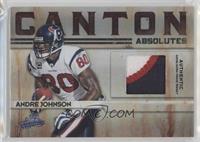 Andre Johnson /50