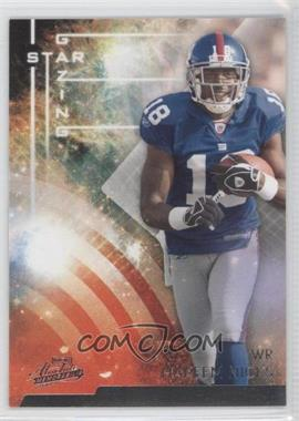 2009 Playoff Absolute Memorabilia Star Gazing #27 - Hakeem Nicks