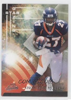 2009 Playoff Absolute Memorabilia Star Gazing #33 - Knowshon Moreno