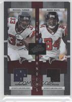 Michael Turner, Roddy White /50