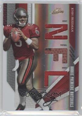 2009 Playoff Absolute Memorabilia #209 - Josh Freeman /199