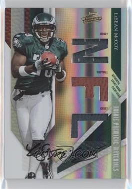 2009 Playoff Absolute Memorabilia #220 - LeSean McCoy /199