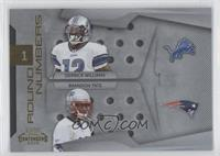 Brandon Tate, Derrick Williams /100