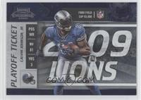 Calvin Johnson Jr. /99