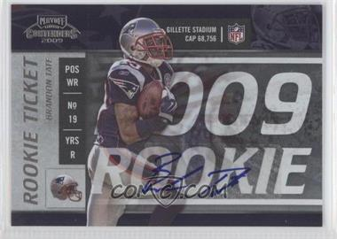 2009 Playoff Contenders #146 - Brandon Tate
