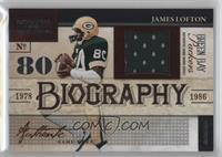 James Lofton /50