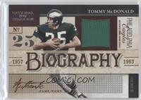 Tommy McDonald /50