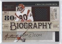 Cris Collinsworth /50