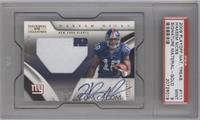 Hakeem Nicks /25 [PSA 9]