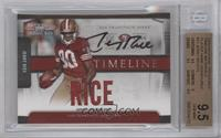 jerry rice /15 [BGS 9.5]