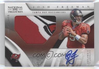 2009 Playoff National Treasures #115 - Josh Freeman /99