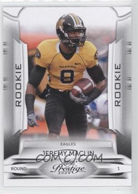2009 Playoff Prestige - [Base] #155.2 - Jeremy Maclin