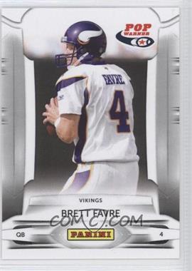 2009 Playoff Prestige - Pop Warner #1 - Brett Favre