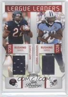 Matt Forte, Chris Johnson /250