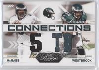 Brian Westbrook, Donovan McNabb /250