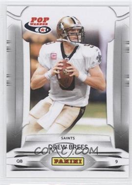 2009 Playoff Prestige Pop Warner #4 - Drew Brees